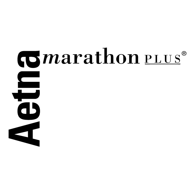 Aetna Marathon Plus 55222 vector