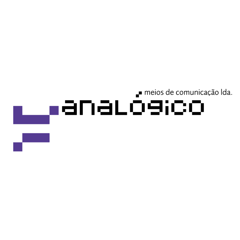 Analogico 74444 vector