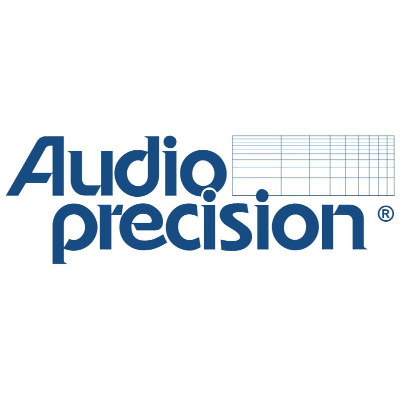 Audio Precision vector