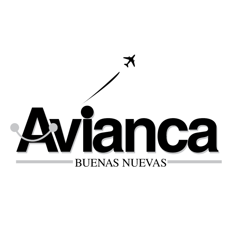 Avianca 55542 vector