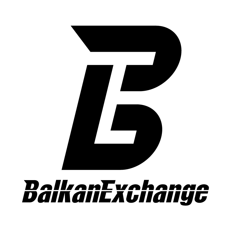 Balkan Exchange 87720 vector logo
