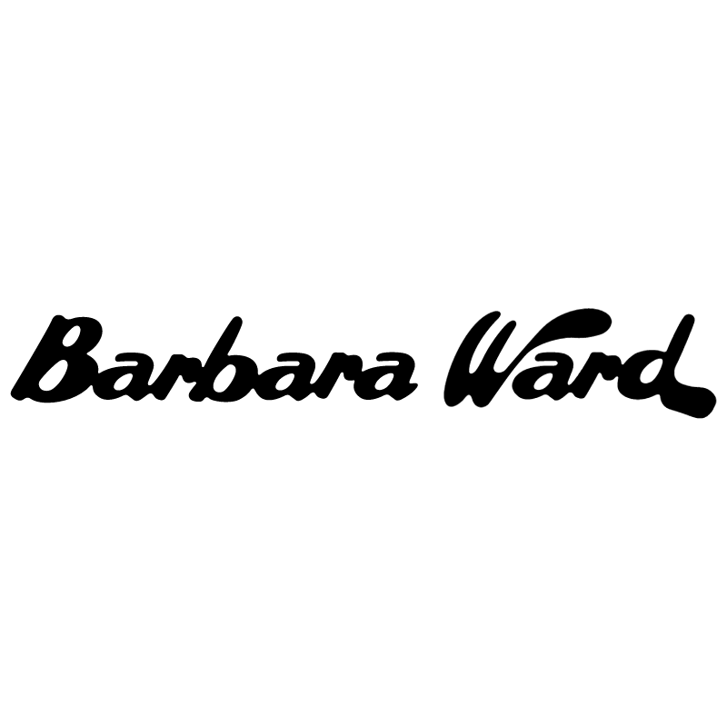Barbara Ward vector logo