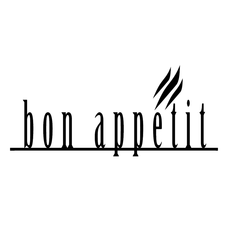 Bon Appetit Group vector logo