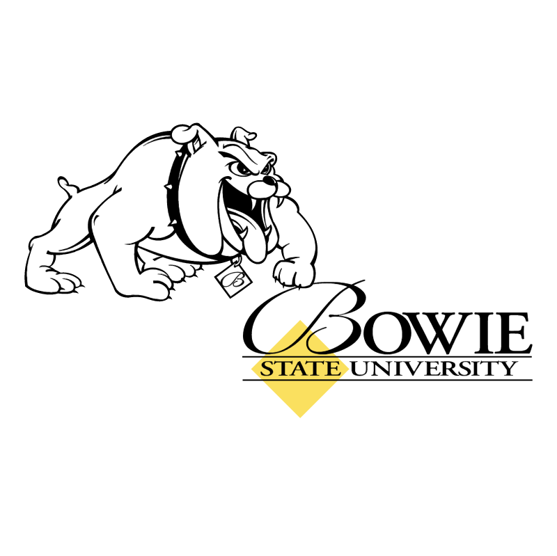 Bowie State University 43867 vector logo