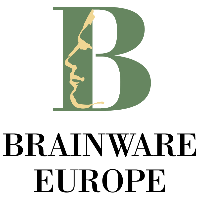 Brainware Europe vector