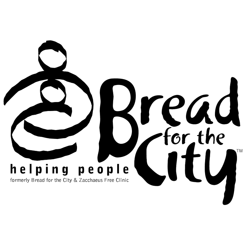Bread for the City vector logo