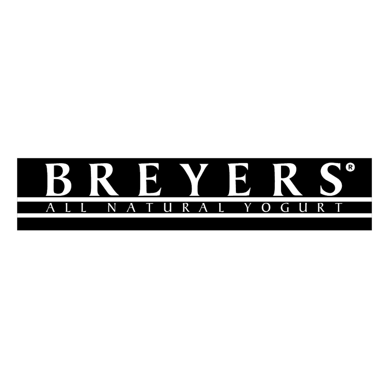 Breyers 63163 vector