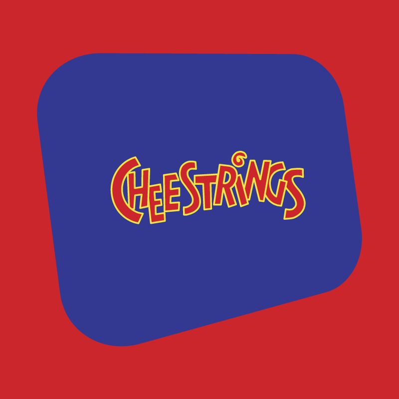 Cheestrings vector logo