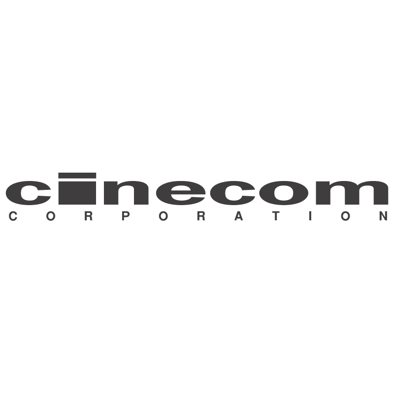Cinecom vector logo