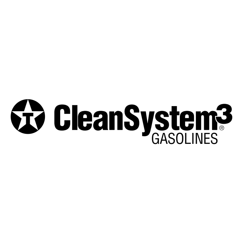 Clean System 3 vector logo
