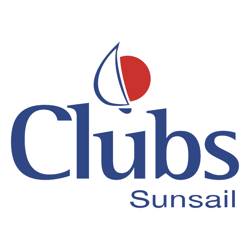 Clubs Sunsail vector
