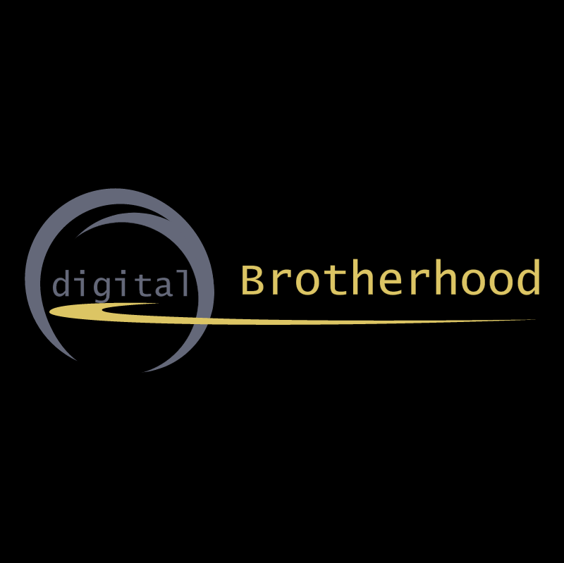 Digital Brotherhood vector logo