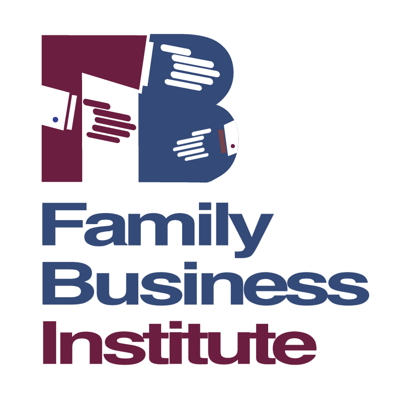 Family Business Institute vector
