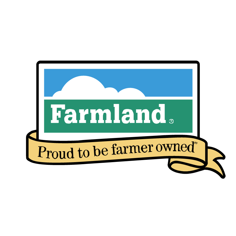 Farmland vector logo