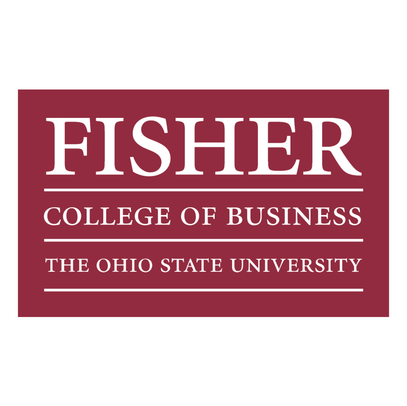 Fisher College of Business vector