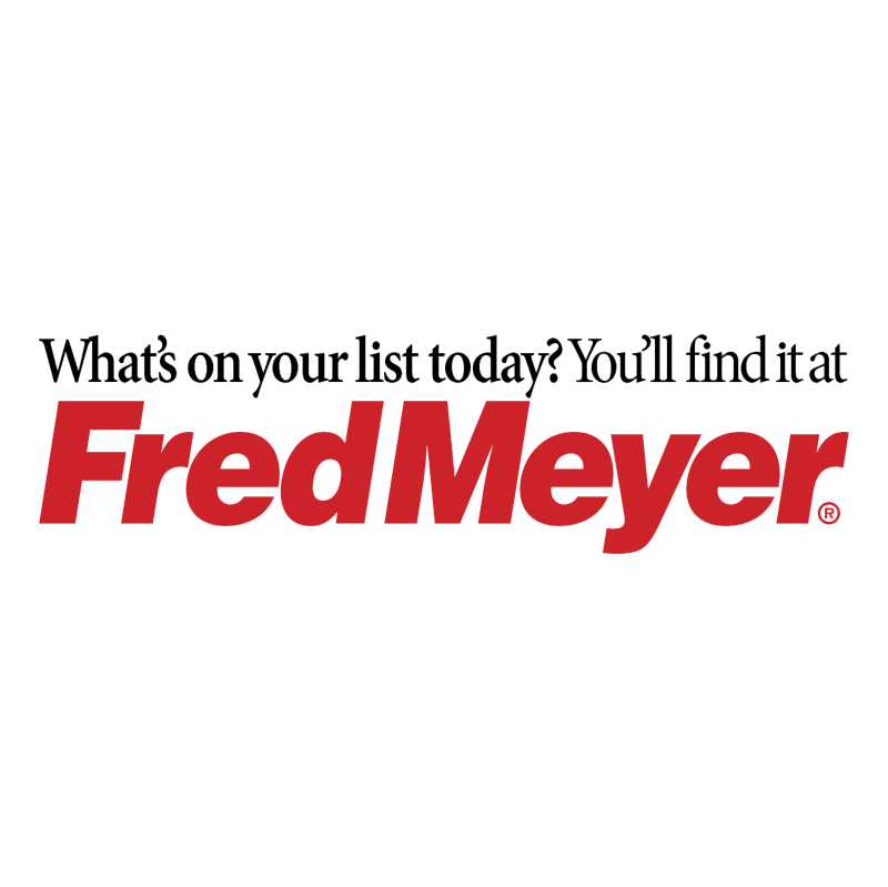 Fred Meyer vector logo