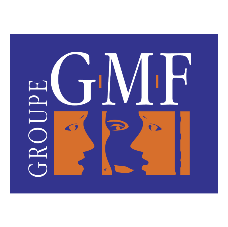 GMF Groupe vector logo