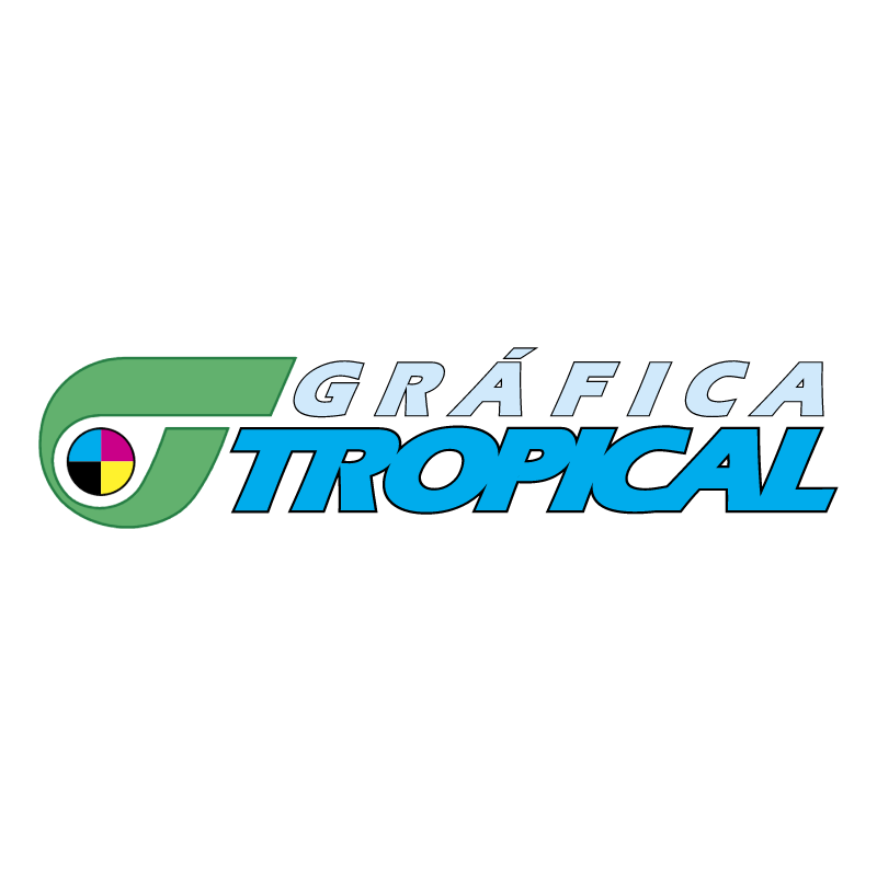 Grafica Tropical vector