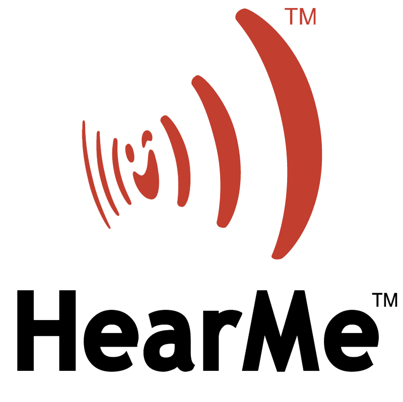 HearMe vector logo