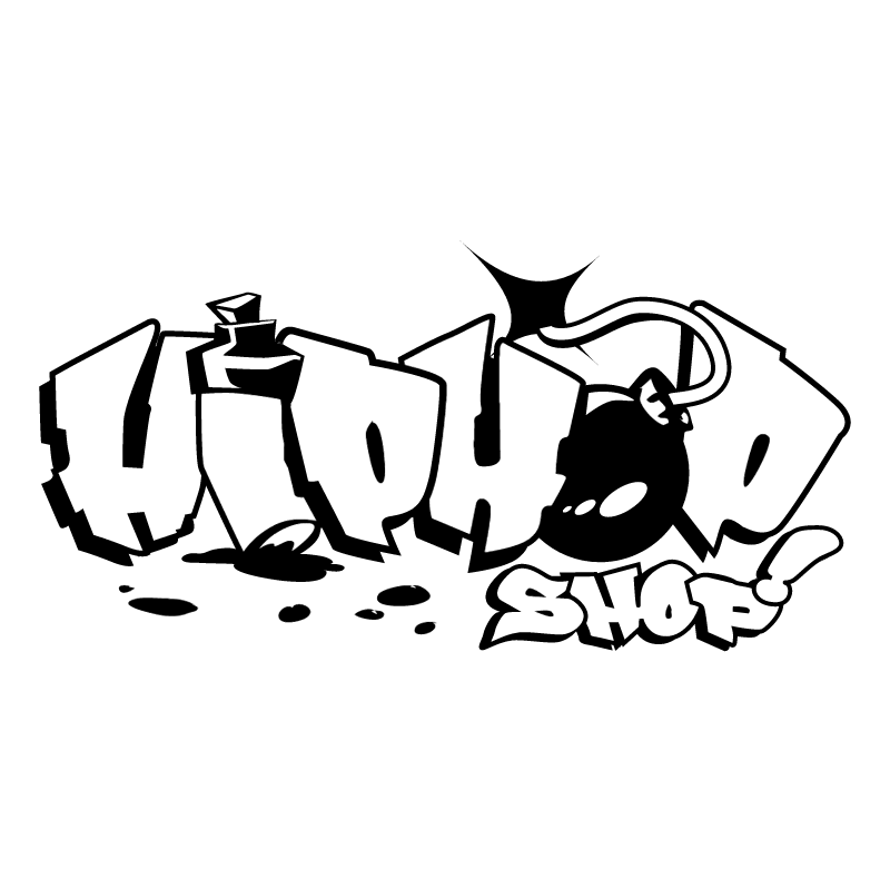 Hip Hop Shop vector