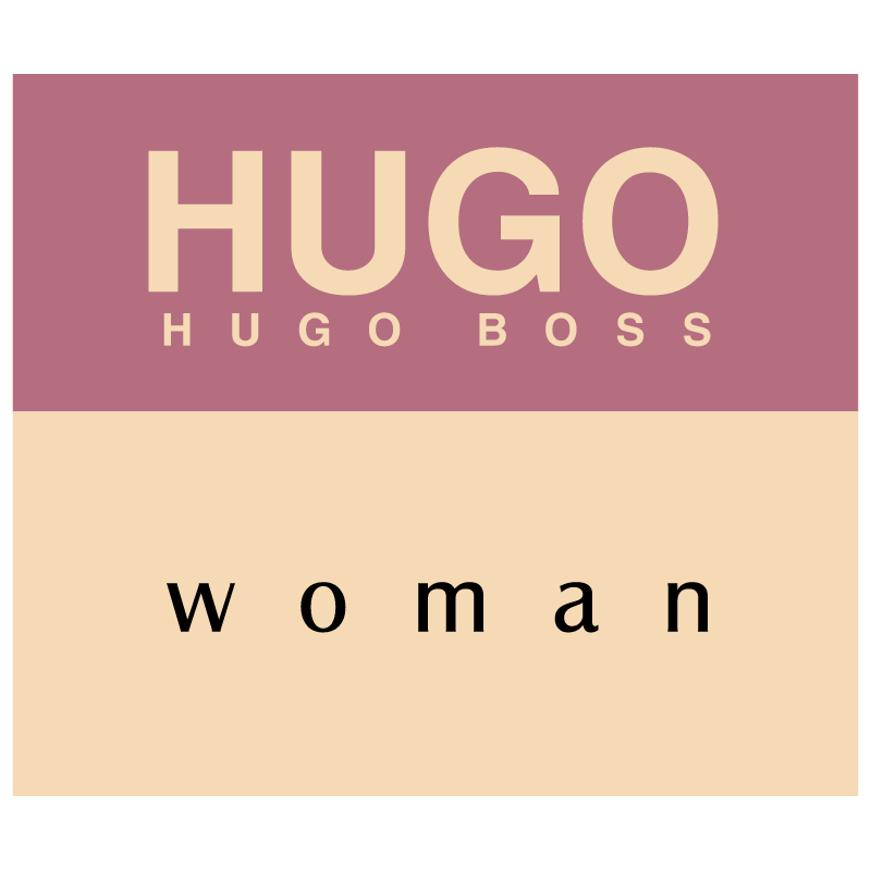 Hugo Boss Woman vector