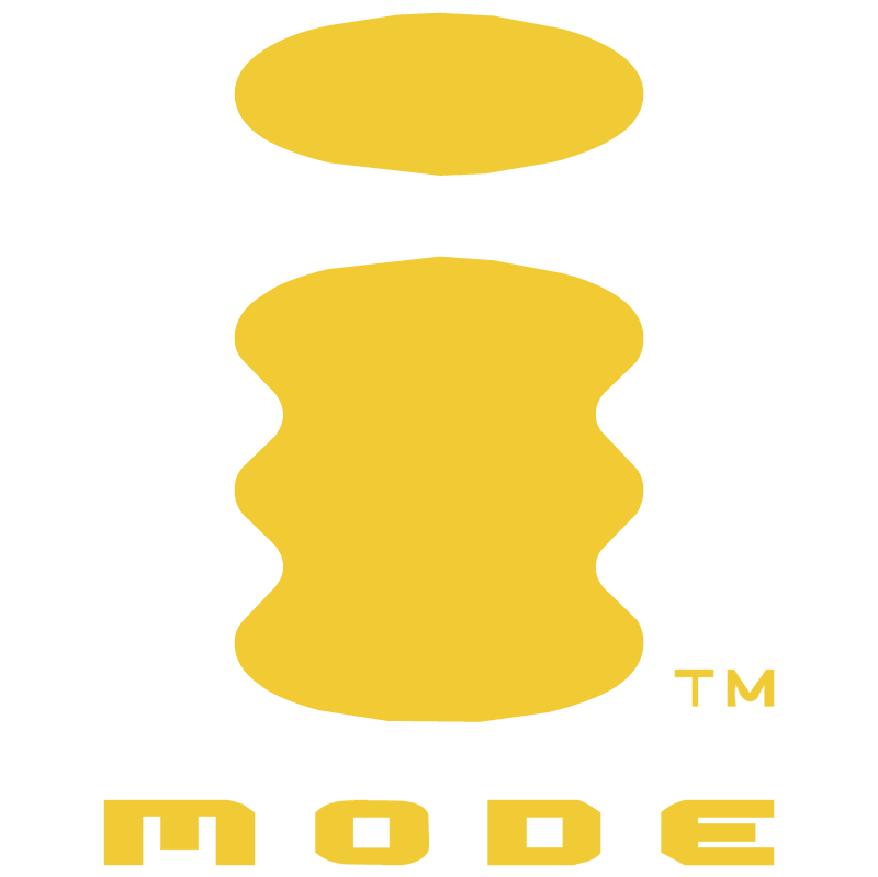 I mode vector logo