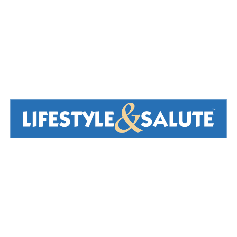 Lifestyle & Salute vector