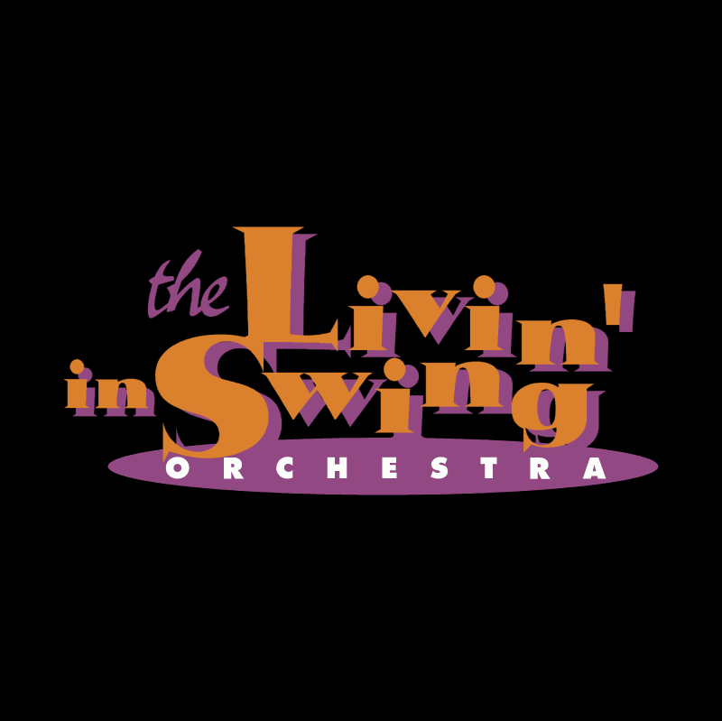 Livin' In Swing vector