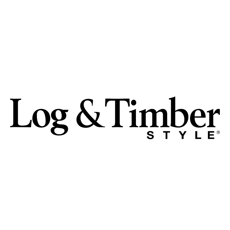 Log & Timber Style vector