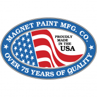 Magnet Paint MFG vector