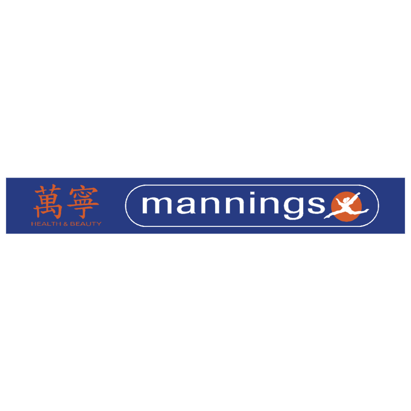 Mannings vector logo
