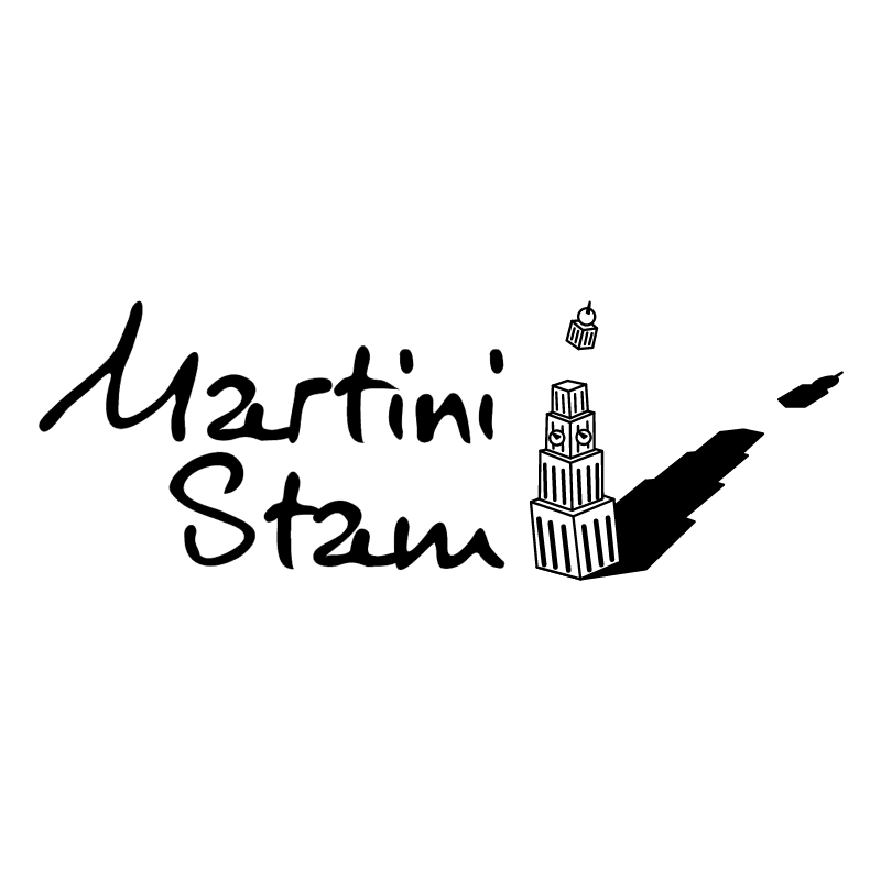 Martini Stam vector