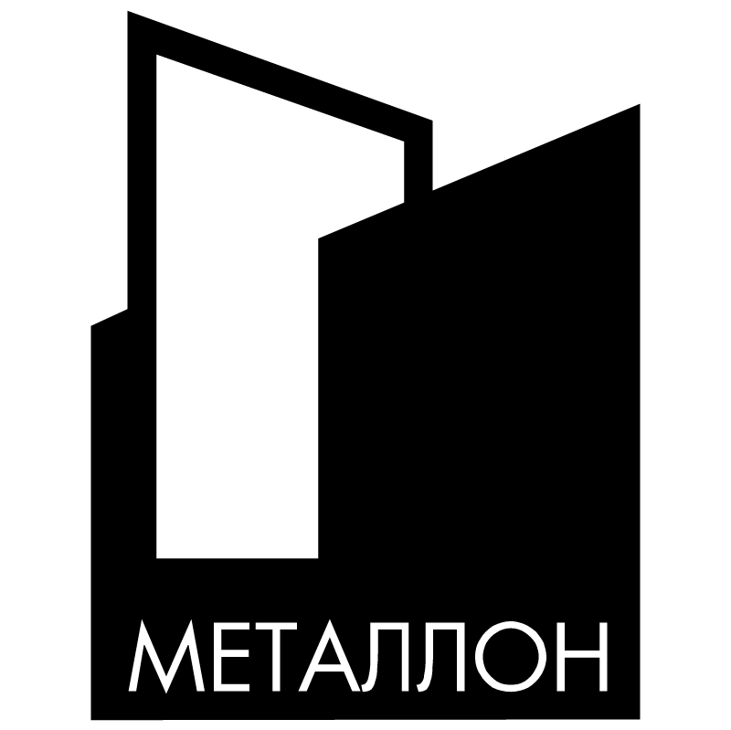 Metallon vector logo