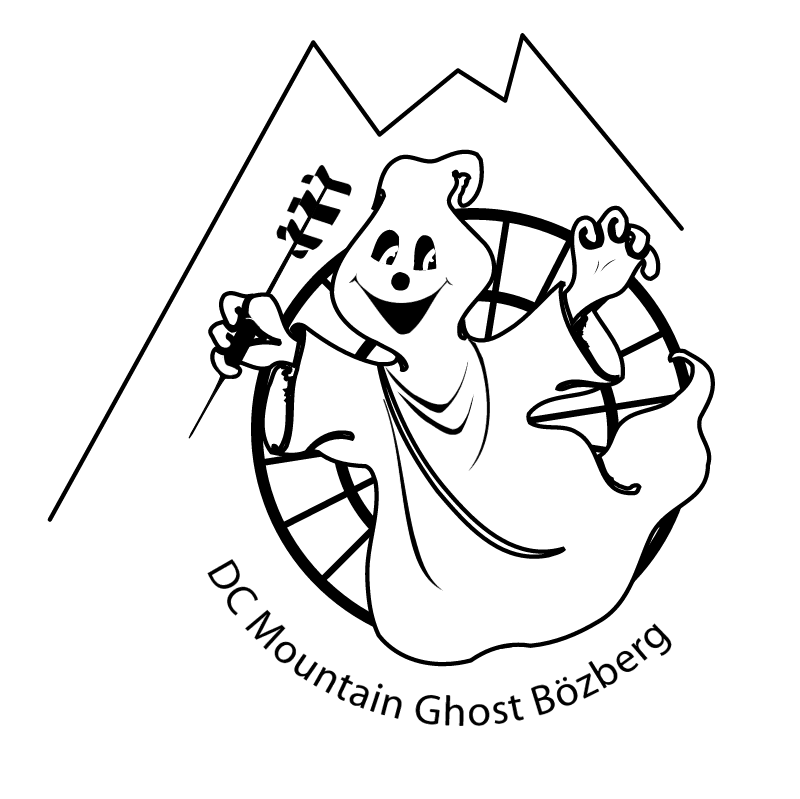 Mountain Ghost Bozberg vector