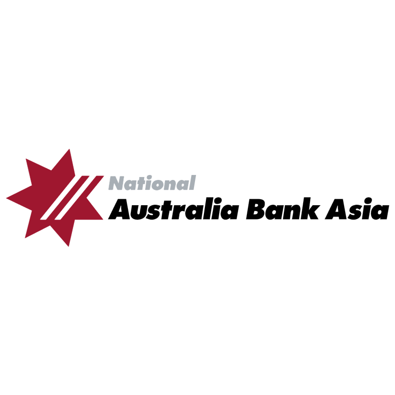 National Australia Bank Asia vector