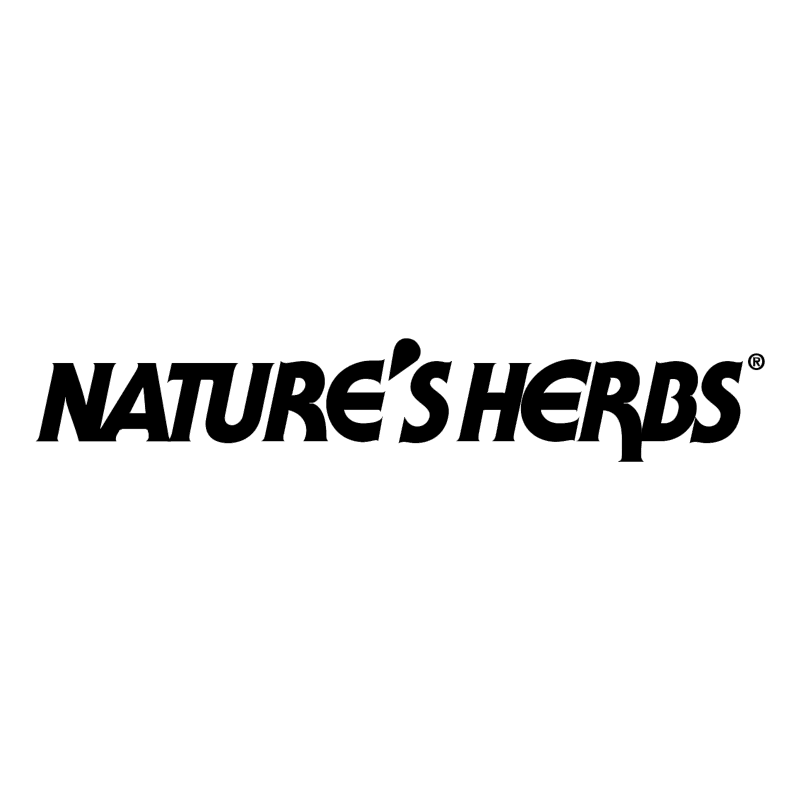 Nature's Herbs vector logo