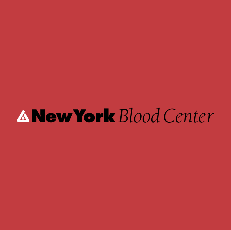 New York Blood Center vector