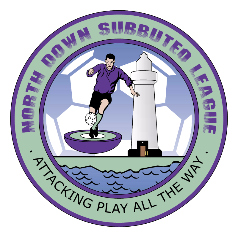 Northdown Subbuteo League vector logo