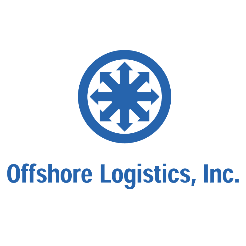 Offshore Logistics vector