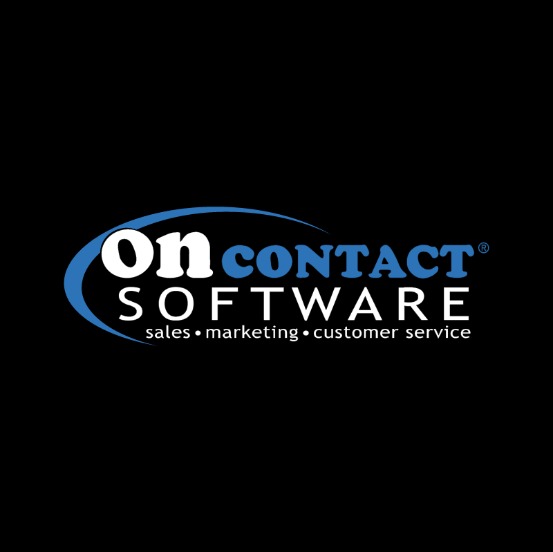Oncontact Software vector