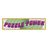 Puzzle Power vector