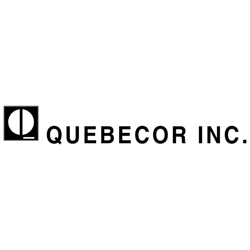 Quebecor vector logo