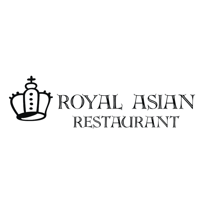 Royal Asian vector