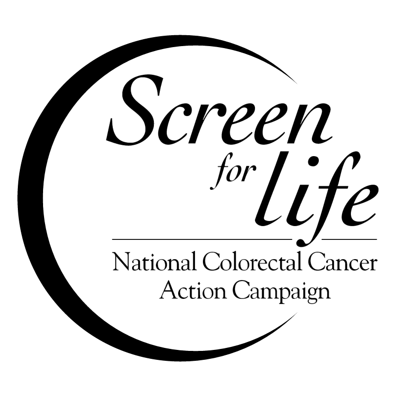 Screen for Life vector