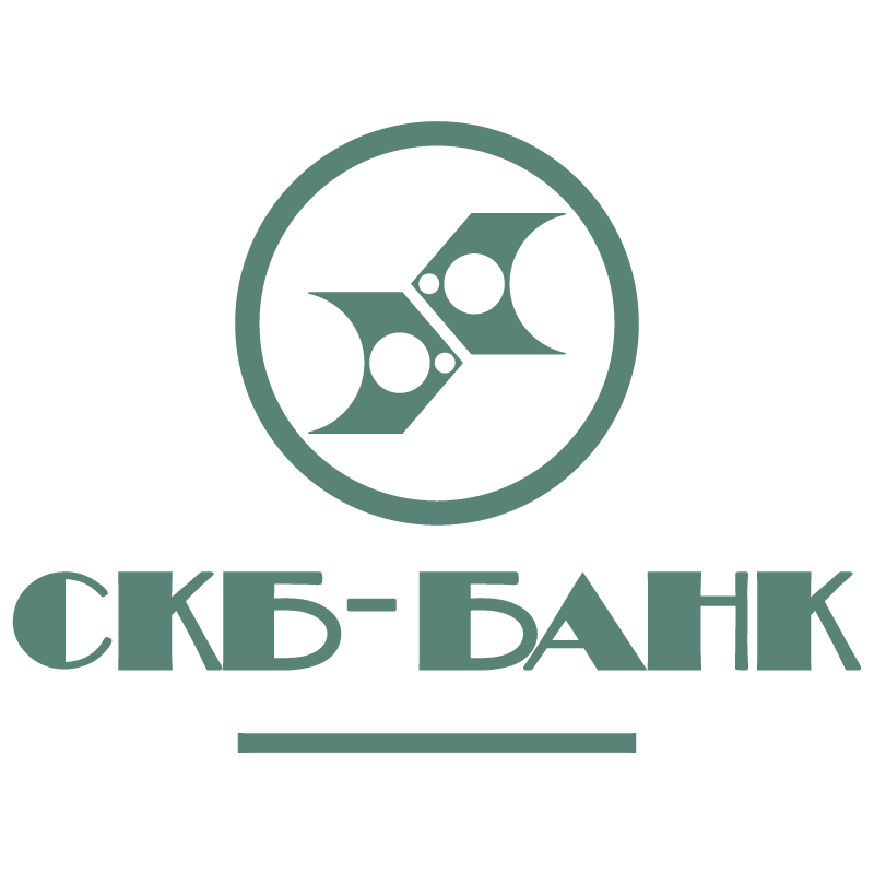 SKB Bank vector