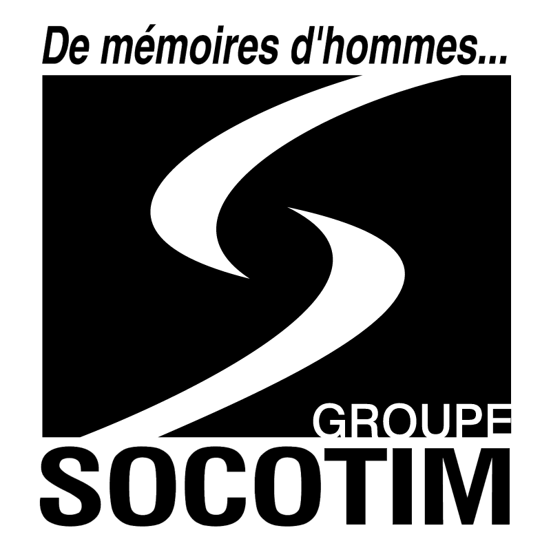 Socotim Groupe vector