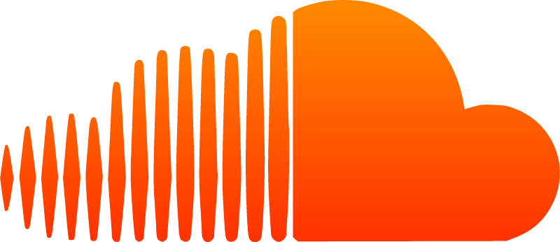 SoundCloud icon vector