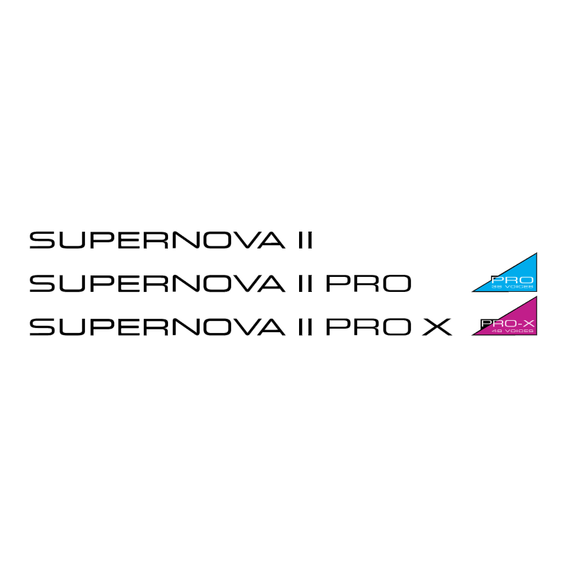 Supernova vector logo