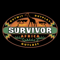 Survivor Africa vector