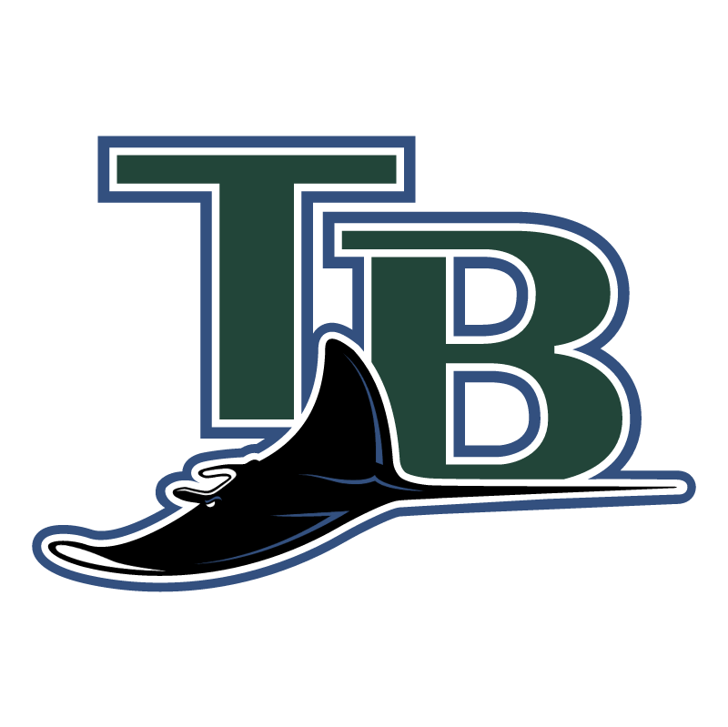 Tampa Bay Devil Rays vector